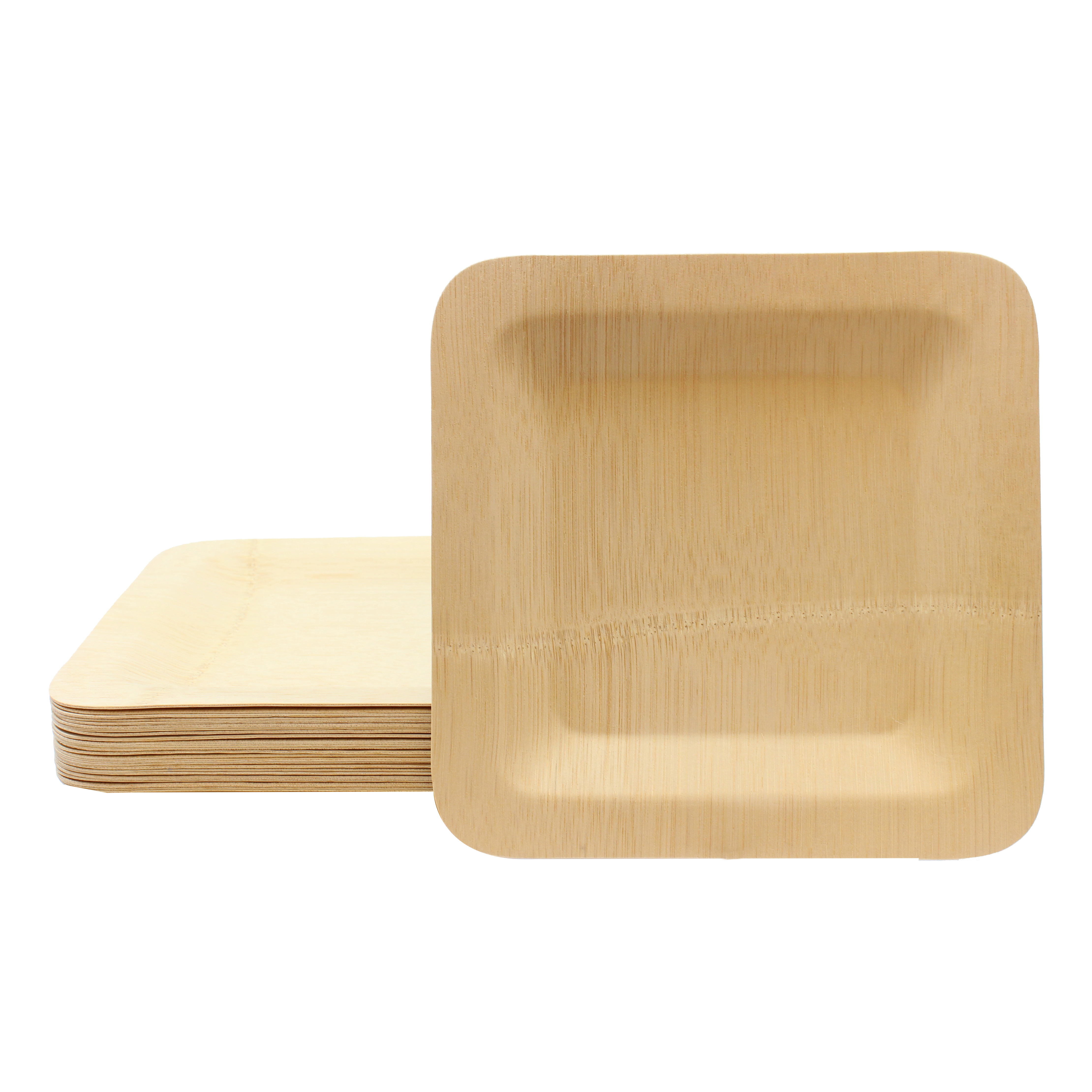 TableCraft Products BAMDSP7 disposable plates