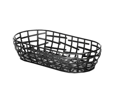 TableCraft Products BC1709 basket, tabletop, metal