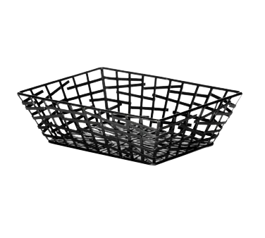 TableCraft Products BC7209 basket, tabletop, metal
