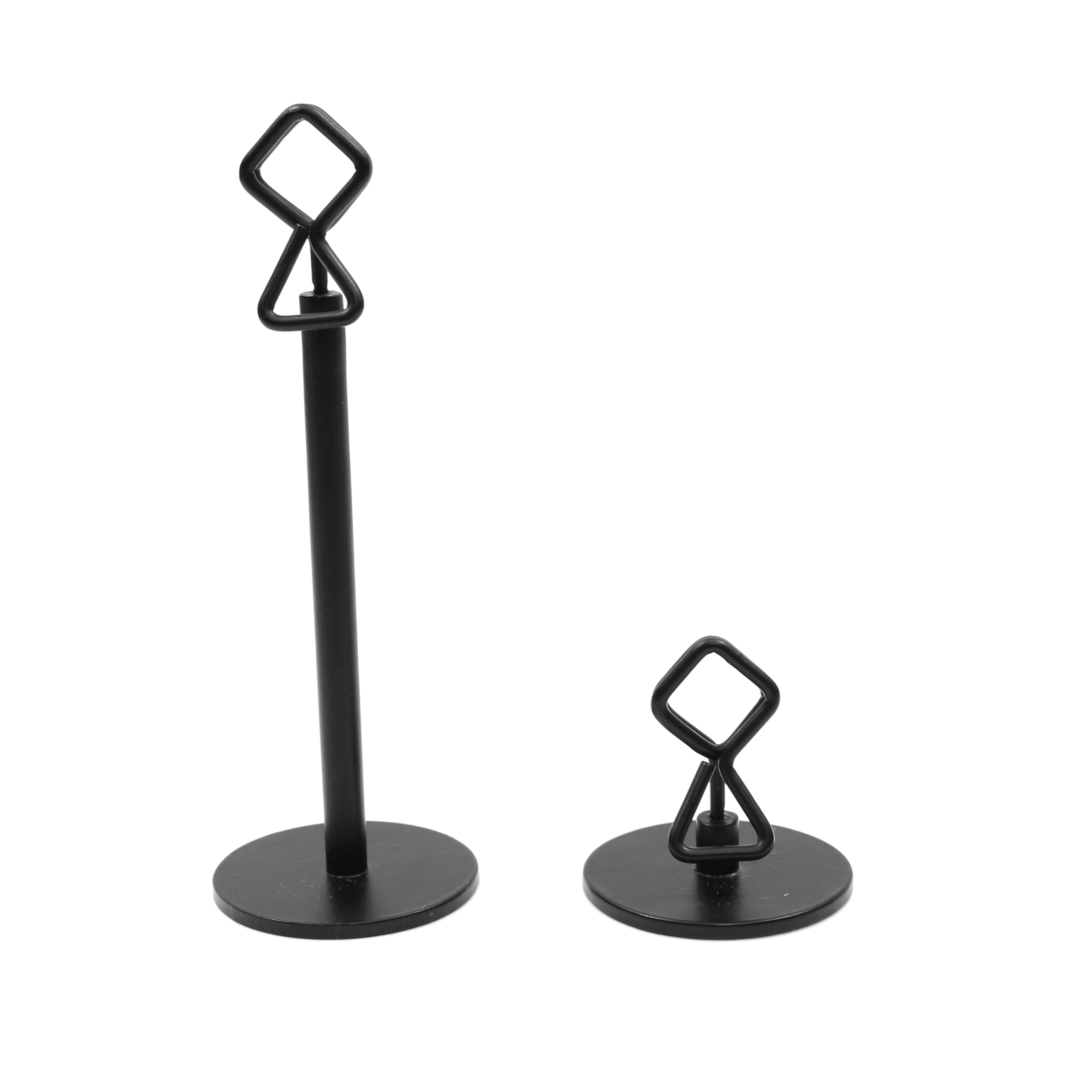 TableCraft Products BKC2212 menu card holder / number stand