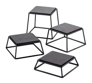 TableCraft Products BKR4 display riser, set