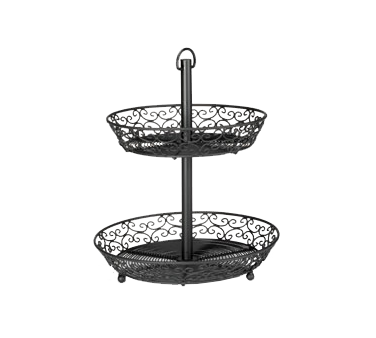 TableCraft Products BKT2A display stand, basket