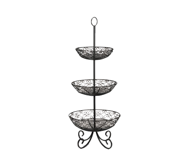 TableCraft Products BKT3 display stand, basket
