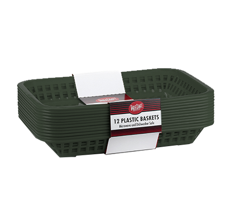 TableCraft Products C1077FG basket, fast food