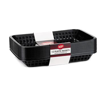 TableCraft Products C1079BK basket, fast food