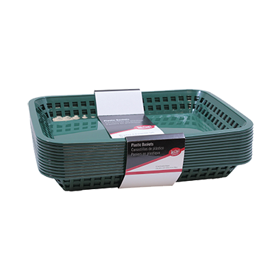 TableCraft Products C1079FG basket, fast food
