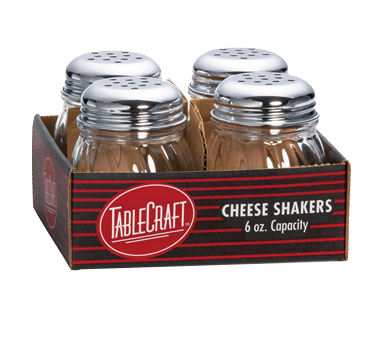 TableCraft Products C260-4 cheese / spice shaker