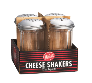TableCraft Products C800-4 cheese / spice shaker