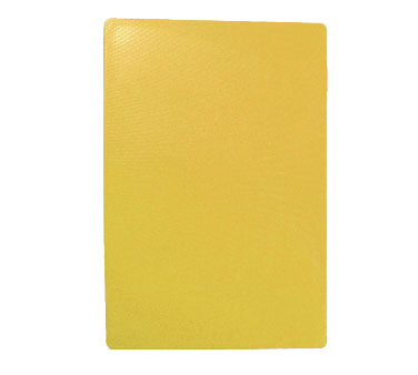 TableCraft Products CB1520YA cutting board, plastic