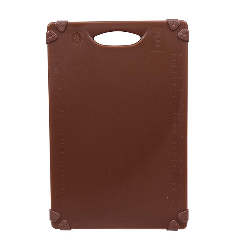 TableCraft Products CBG1218ABR cutting board, plastic