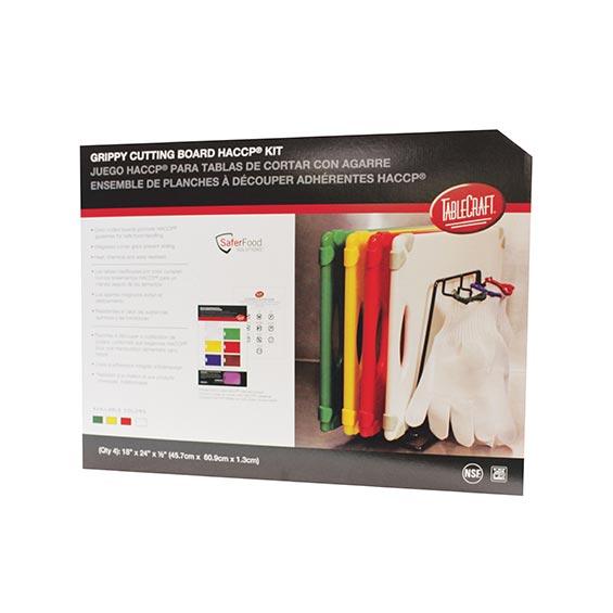 TableCraft Products CBG1824APK4 cutting board, plastic