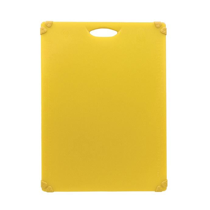 TableCraft Products CBG1824AYL cutting board, plastic