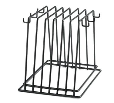 TableCraft Products CBR6BK cutting board rack