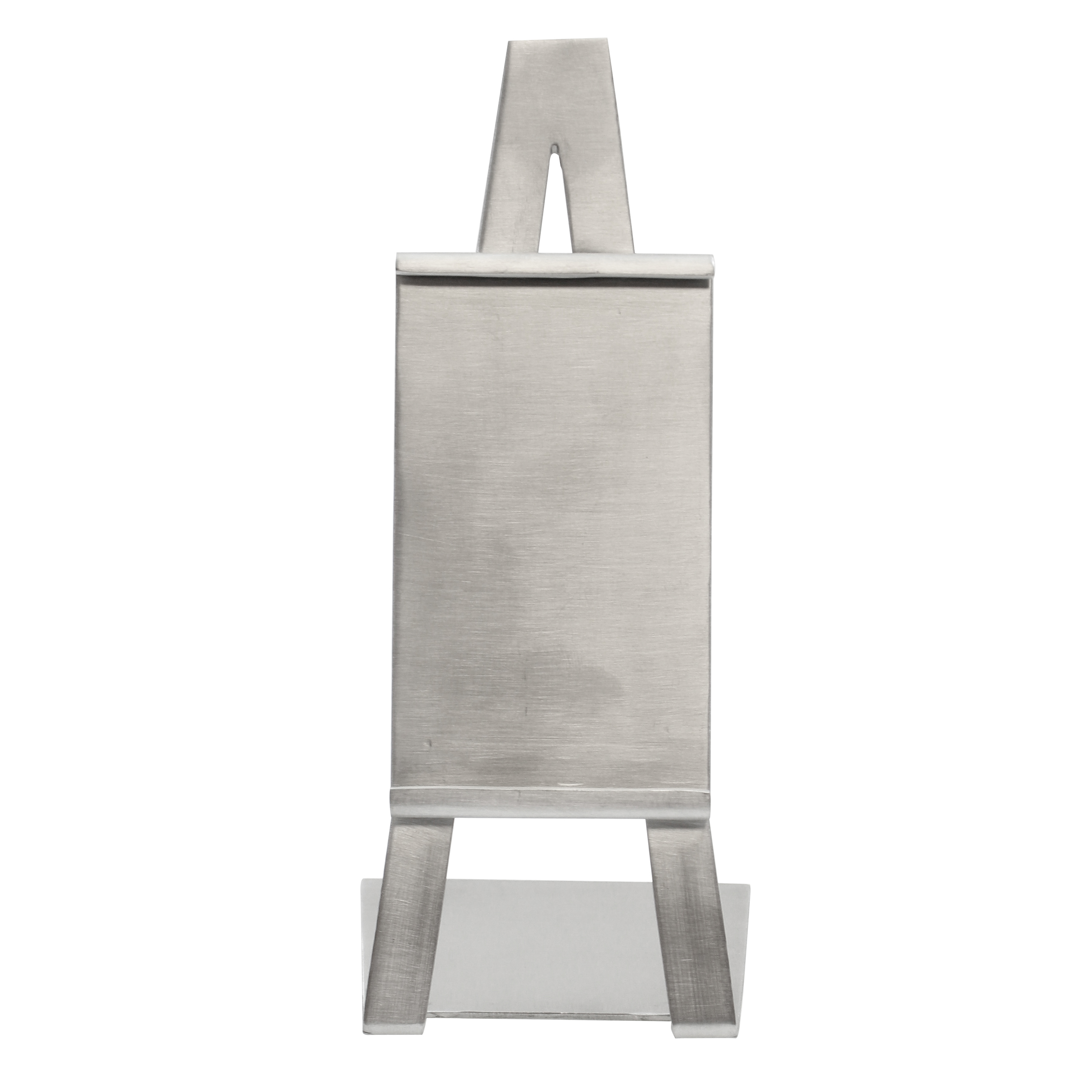 TableCraft Products CHV100 menu card holder / number stand