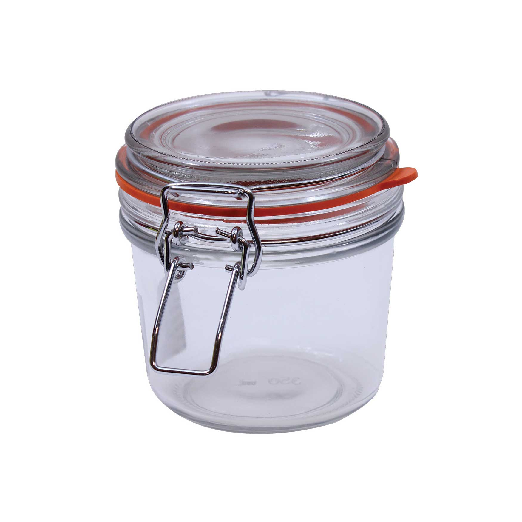 TableCraft Products CJS12 storage jar / ingredient canister, glass
