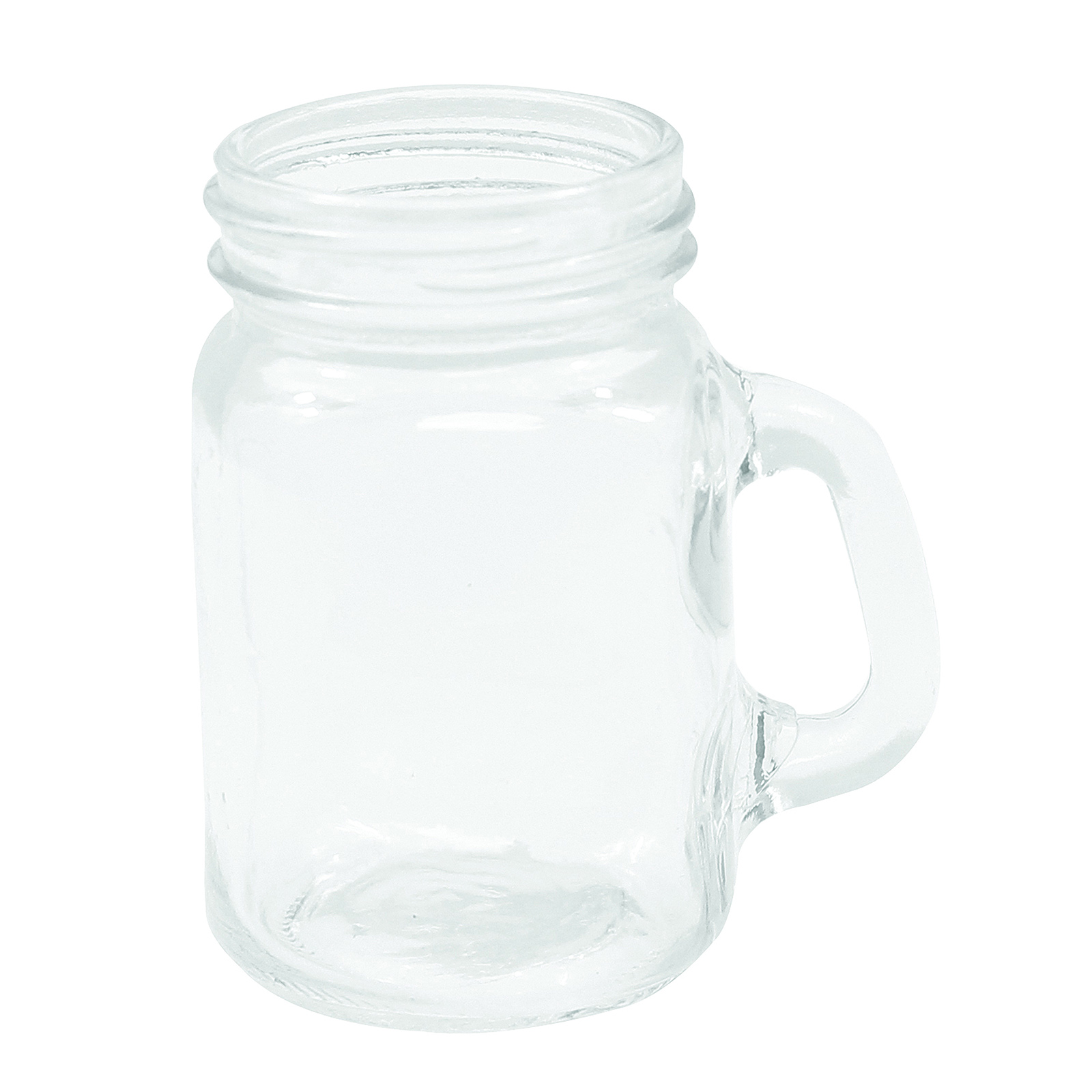 TableCraft Products FLBEER4 glass, mason jar