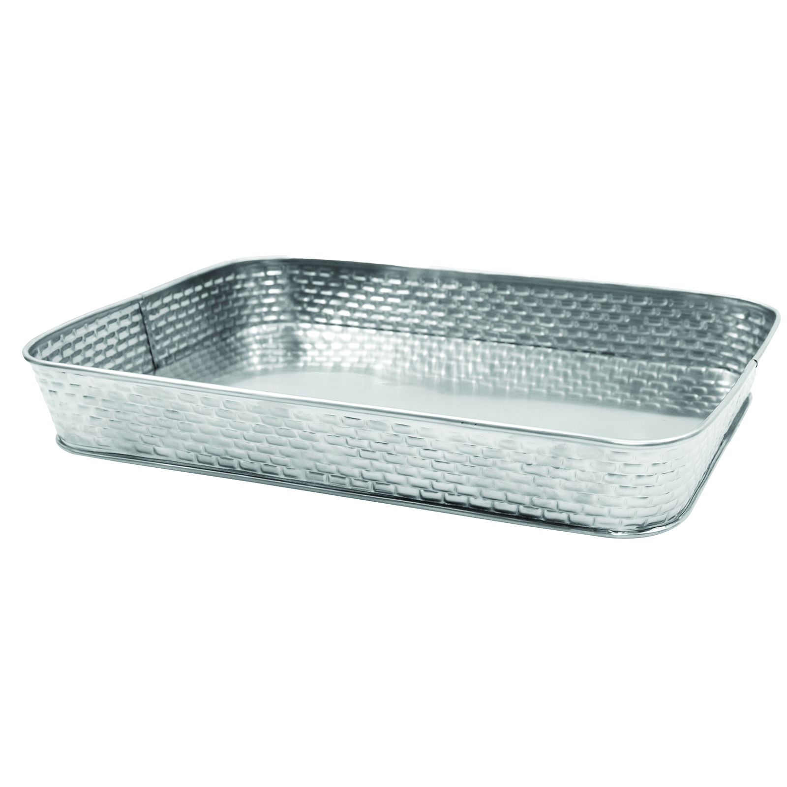 TableCraft Products GPSS120 platter, stainless steel
