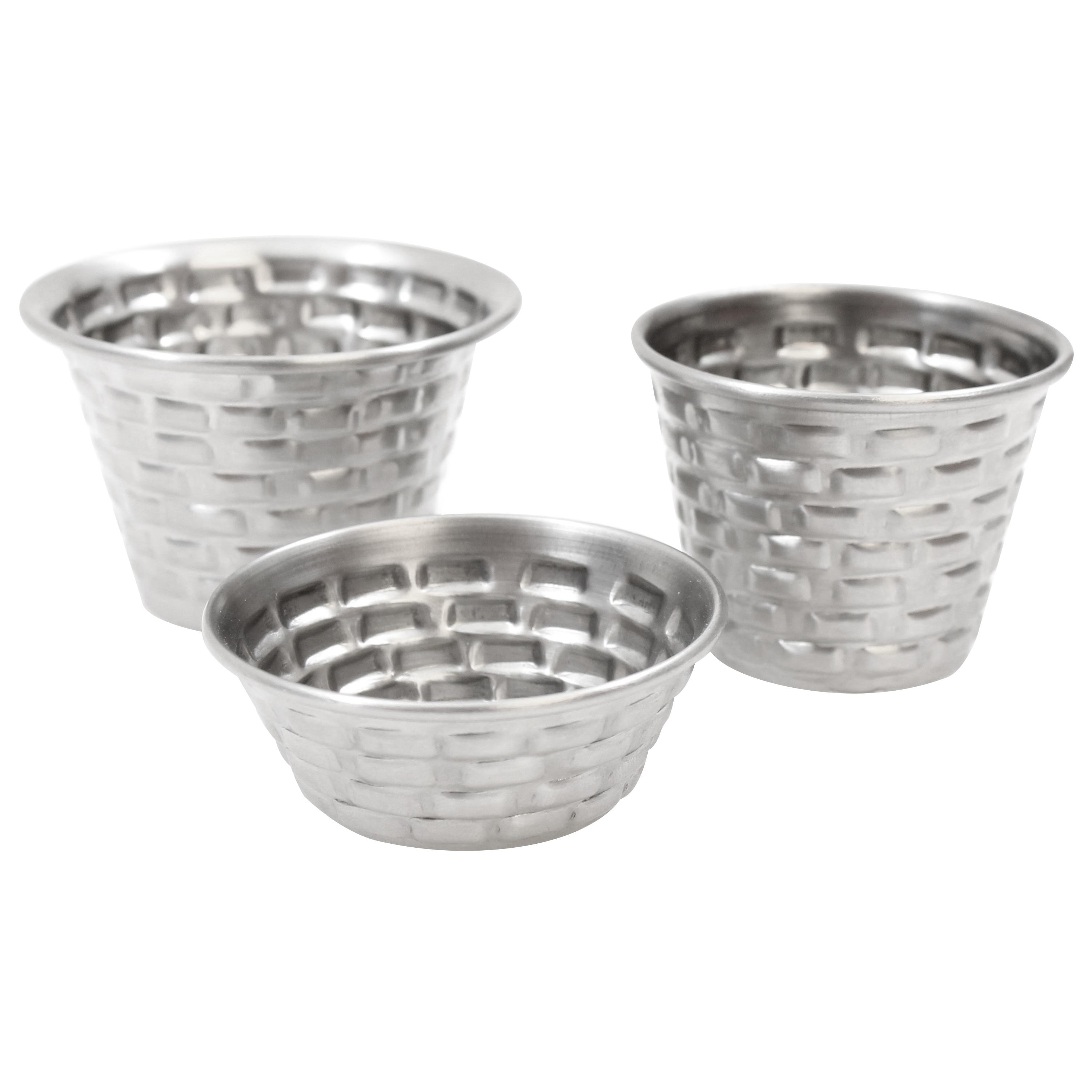 TableCraft Products GRSS2 ramekin / sauce cup, metal