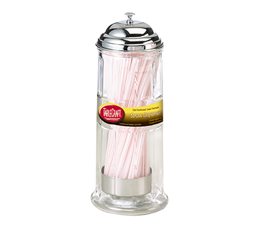 TableCraft Products H714CH straw dispenser