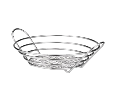 TableCraft Products H7175 basket, tabletop, metal