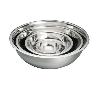 TableCraft Products H829 mixing bowl, metal