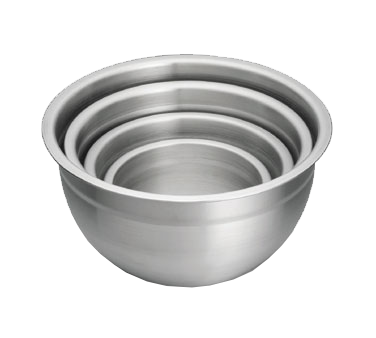 TableCraft Products H834 mixing bowl, metal