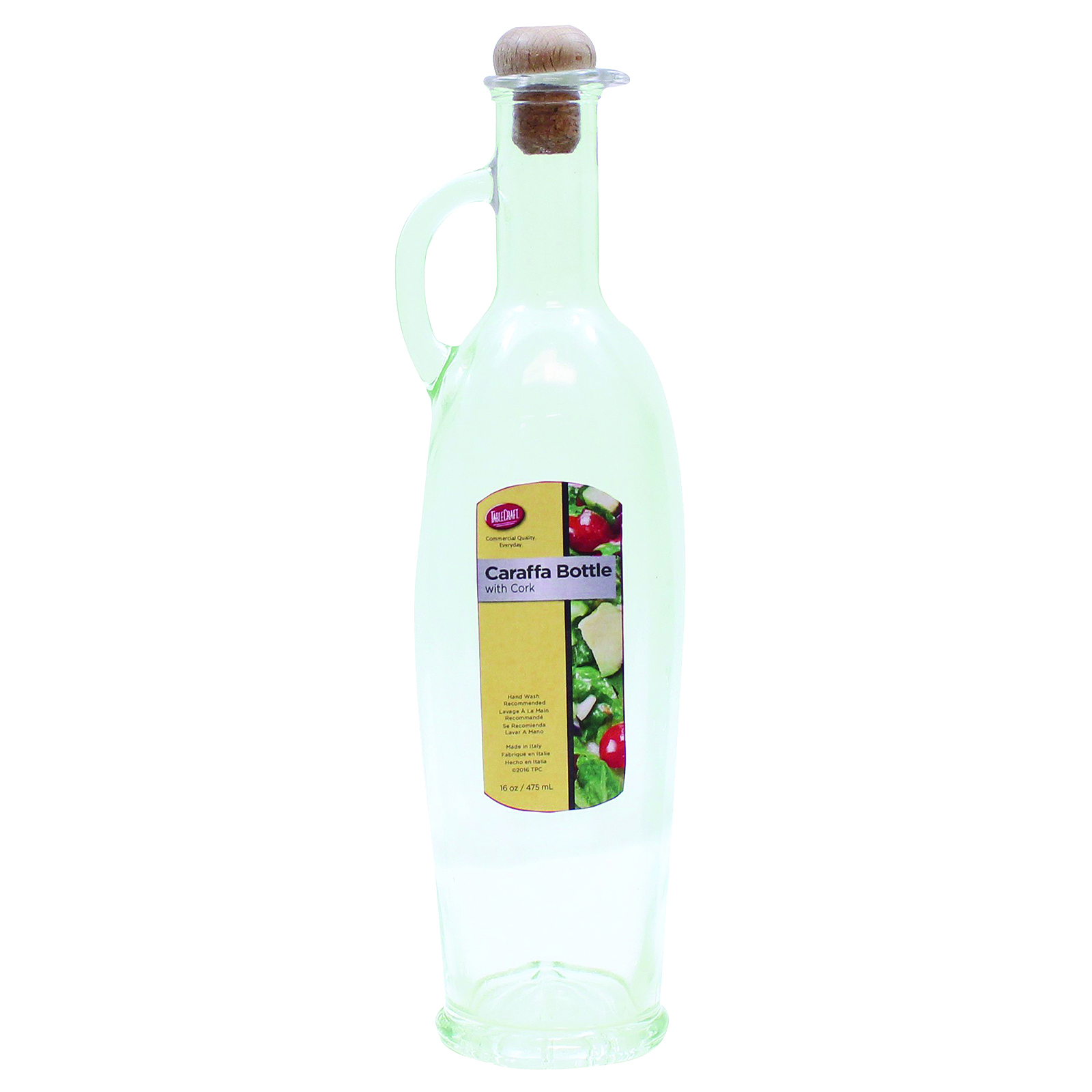 TableCraft Products H9216 glass, bottle