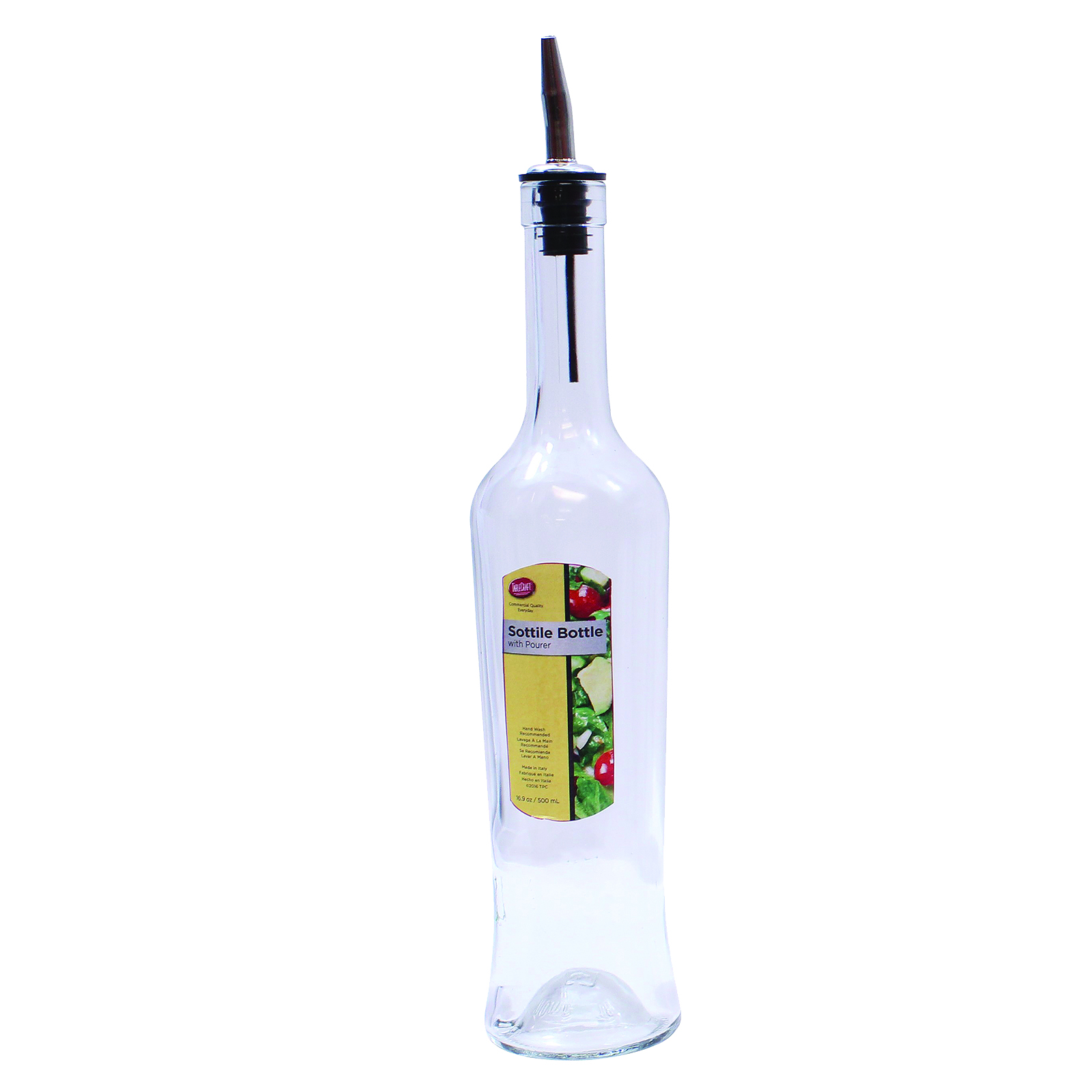 TableCraft Products H933 glass, bottle