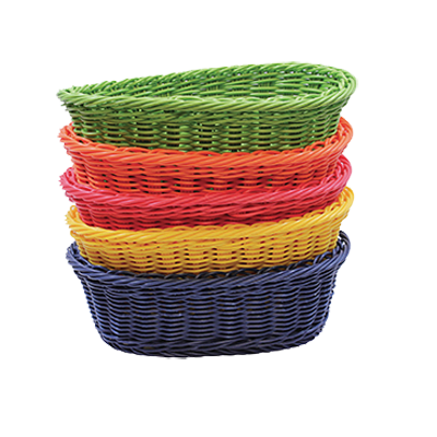 TableCraft Products HM1174A basket, tabletop, plastic