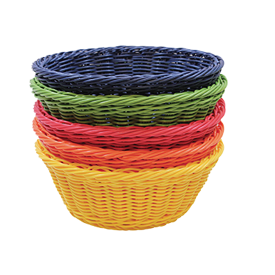 TableCraft Products HM1175A basket, tabletop, plastic