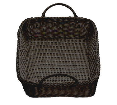 TableCraft Products M2493H basket, tabletop, plastic