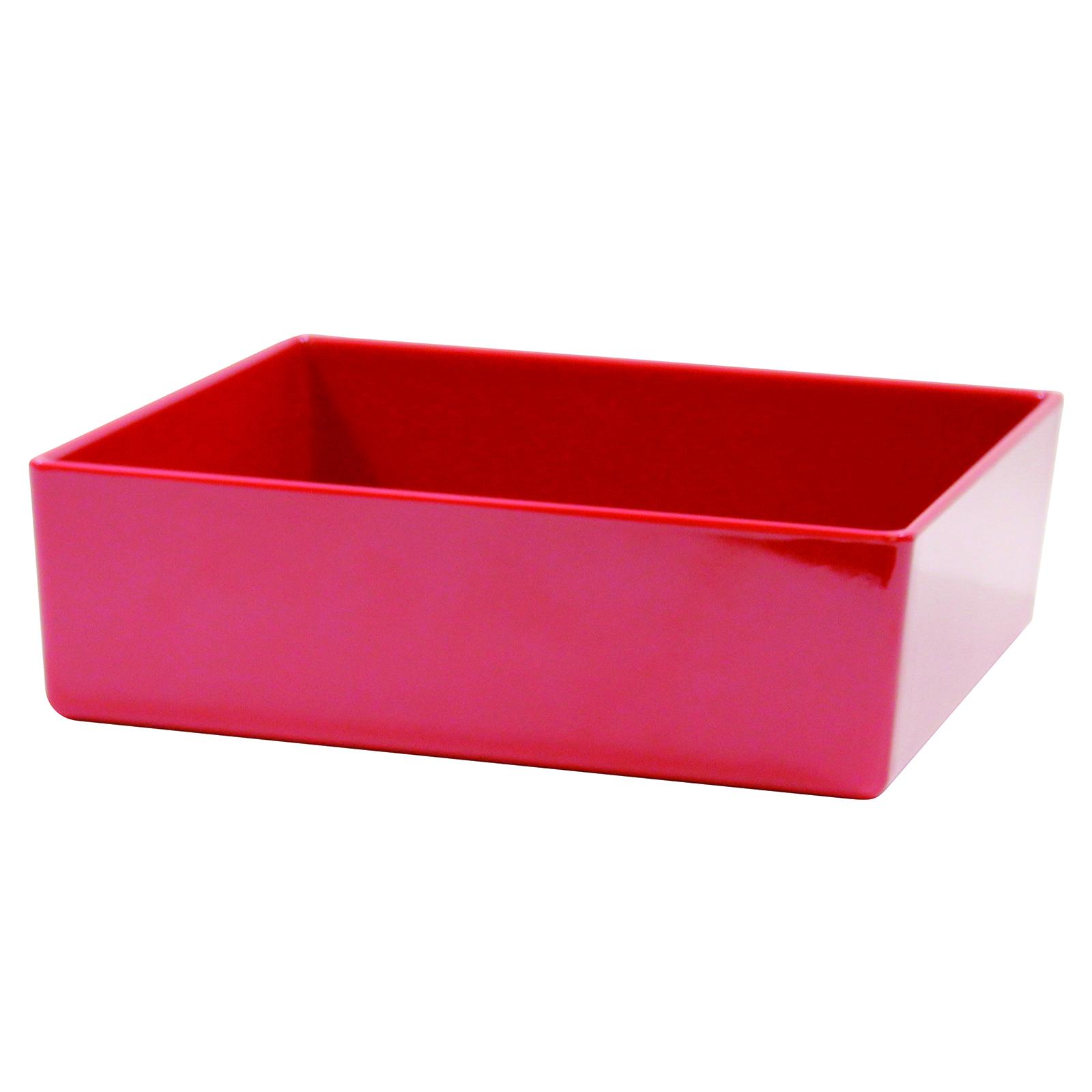 TableCraft Products M4004R bowl, plastic,  3 - 4 qt (96 - 159 oz)