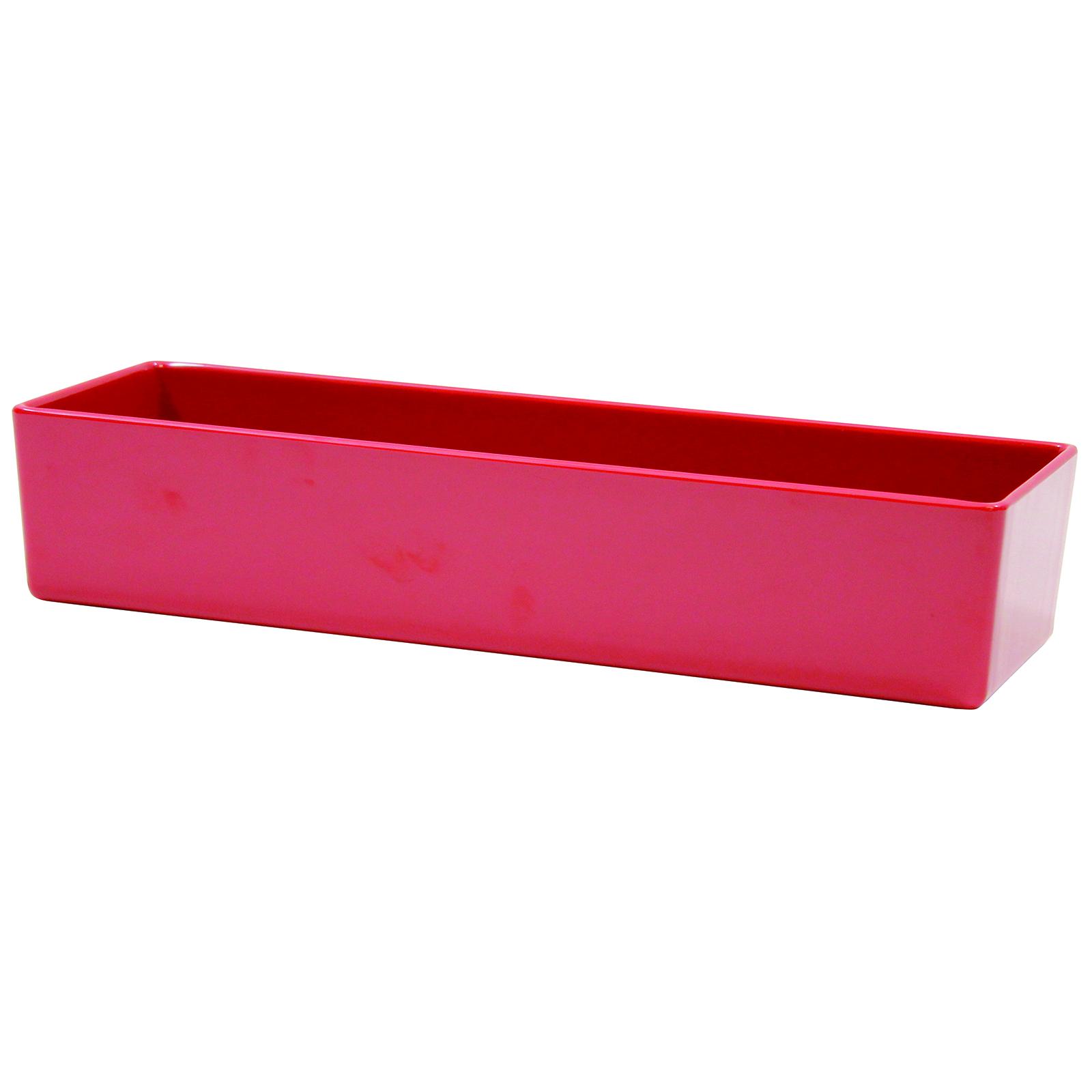TableCraft Products M4008R bowl, plastic,  3 - 4 qt (96 - 159 oz)