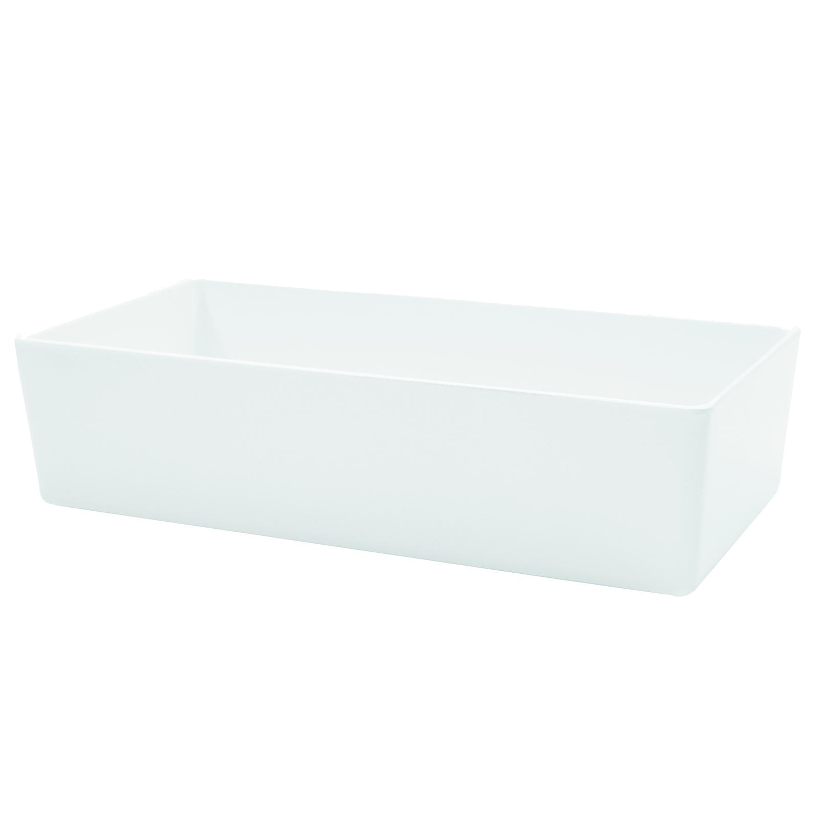 TableCraft Products M4027WH bowl, plastic,  3 - 4 qt (96 - 159 oz)