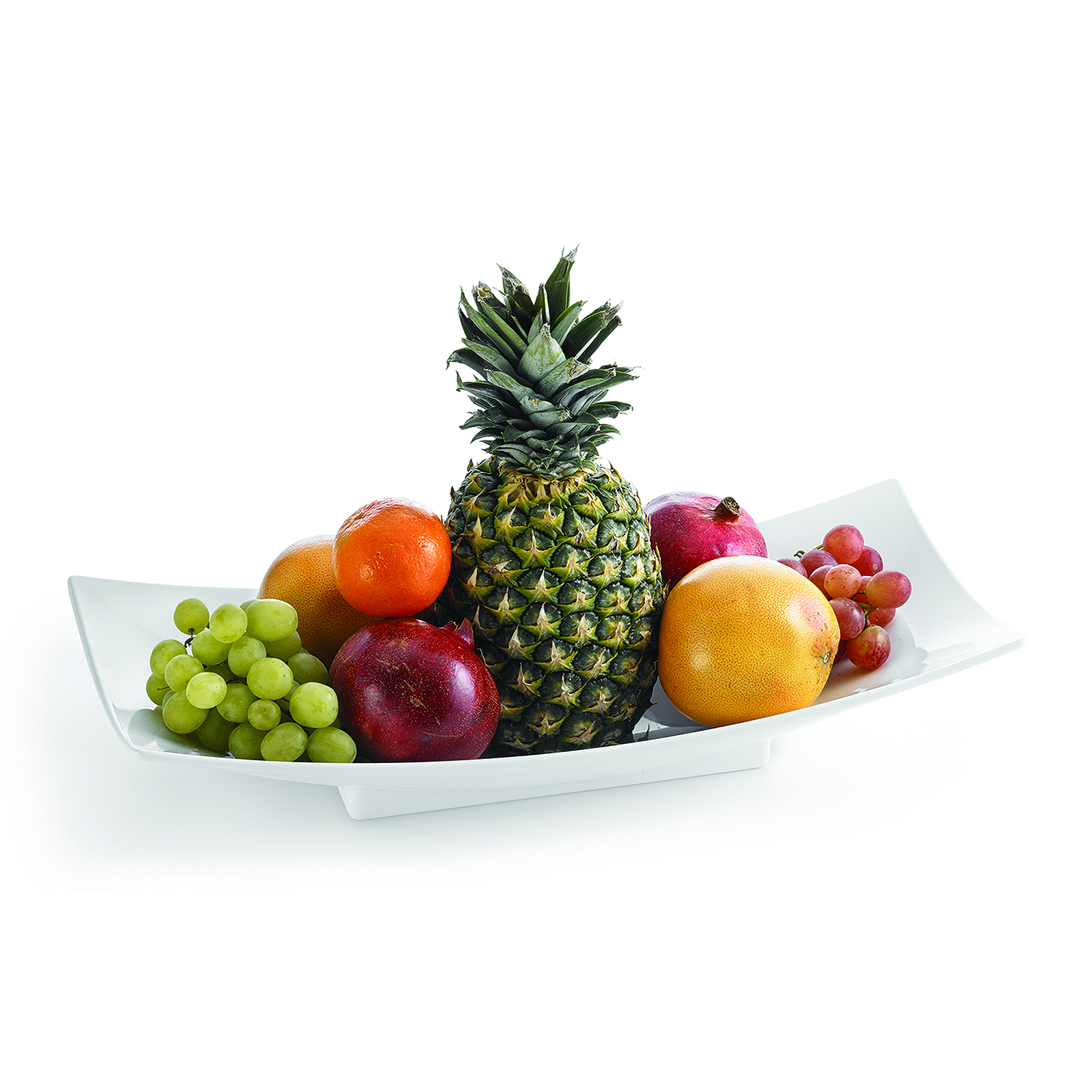TableCraft Products M4078WH bowl, plastic,  7 - 10 qt (224 - 351 oz)