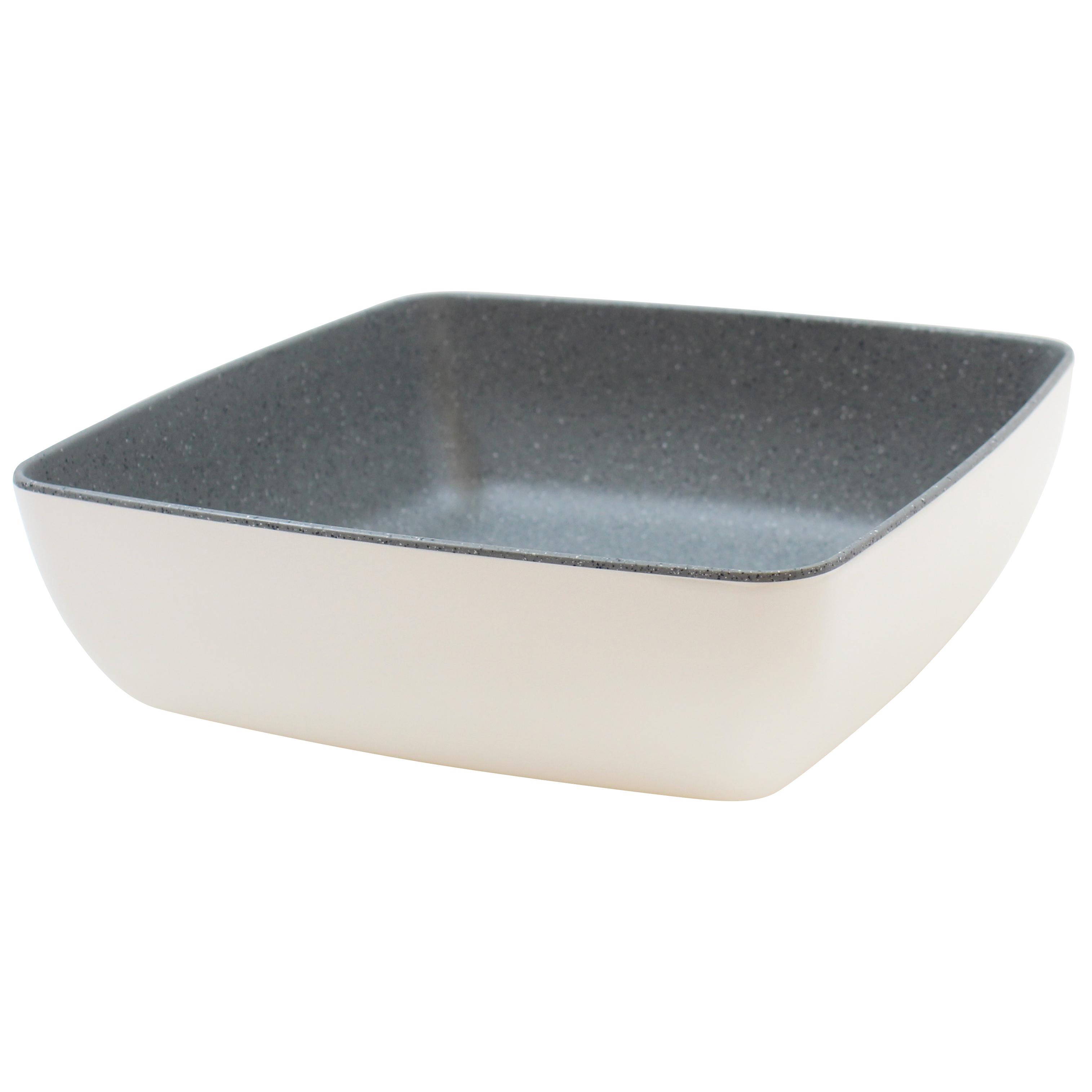 TableCraft Products MGN10WHGNT bowl, plastic,  3 - 4 qt (96 - 159 oz)