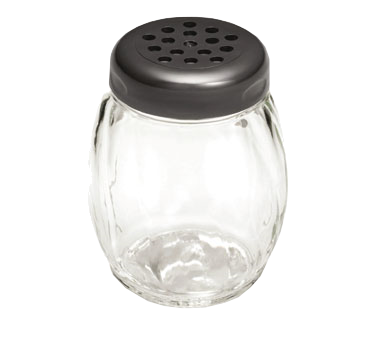 TableCraft Products P260BK cheese / spice shaker