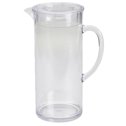 TableCraft Products PP321 pitcher, plastic