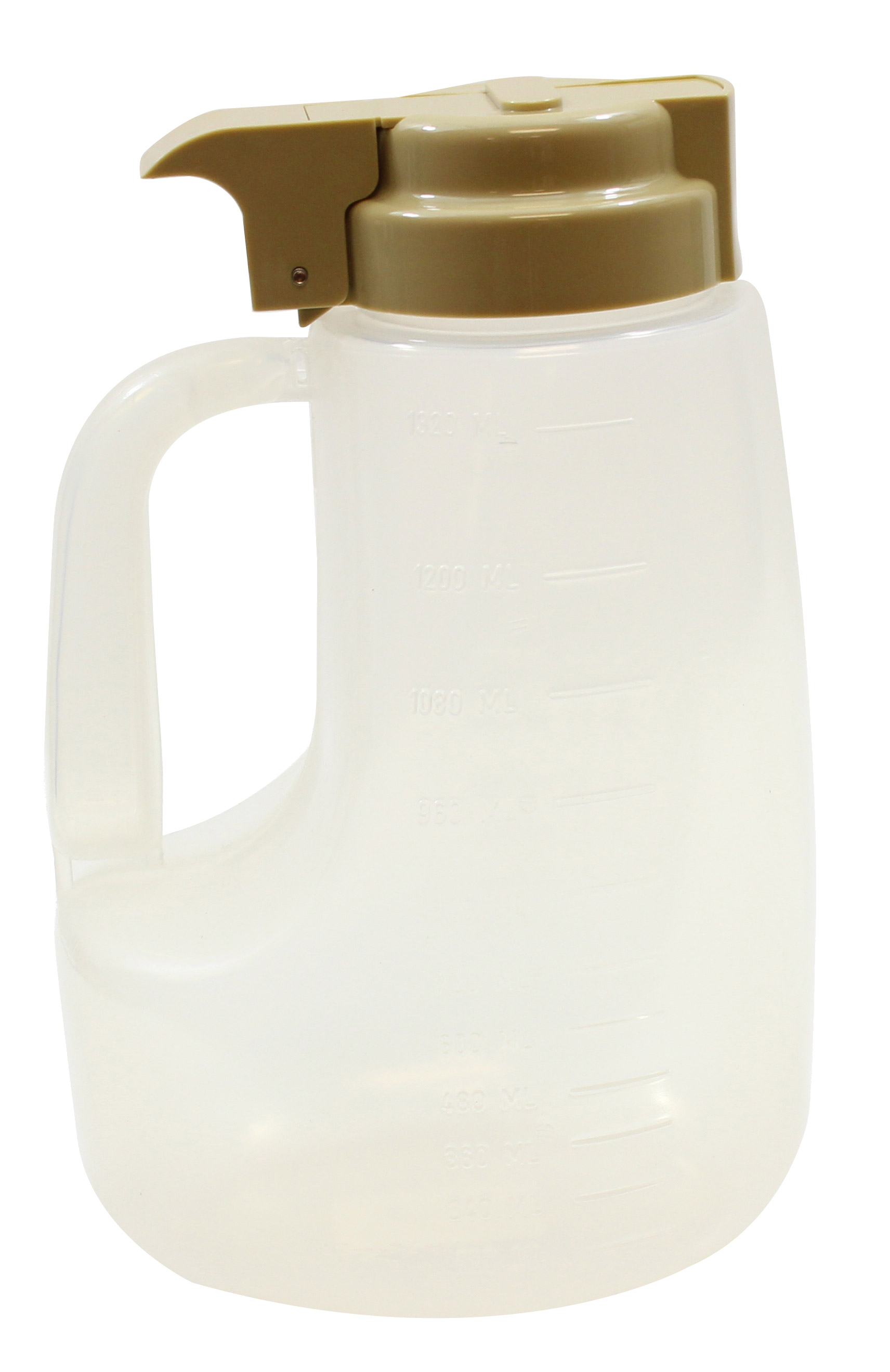 TableCraft Products PP48BE syrup pourer