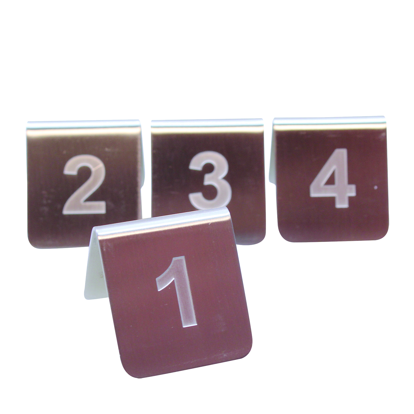 TableCraft Products PT125 tabletop sign, tent / number