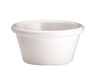 TableCraft Products RAM2W ramekin / sauce cup, plastic