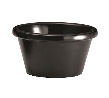 TableCraft Products RAM3BK ramekin / sauce cup, plastic