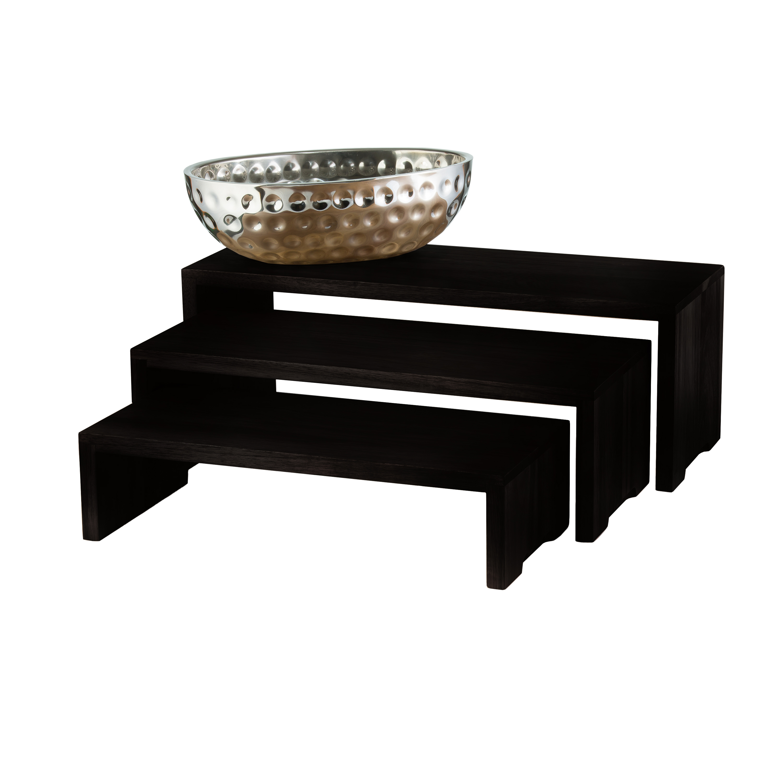 TableCraft Products RBK300 display riser, set