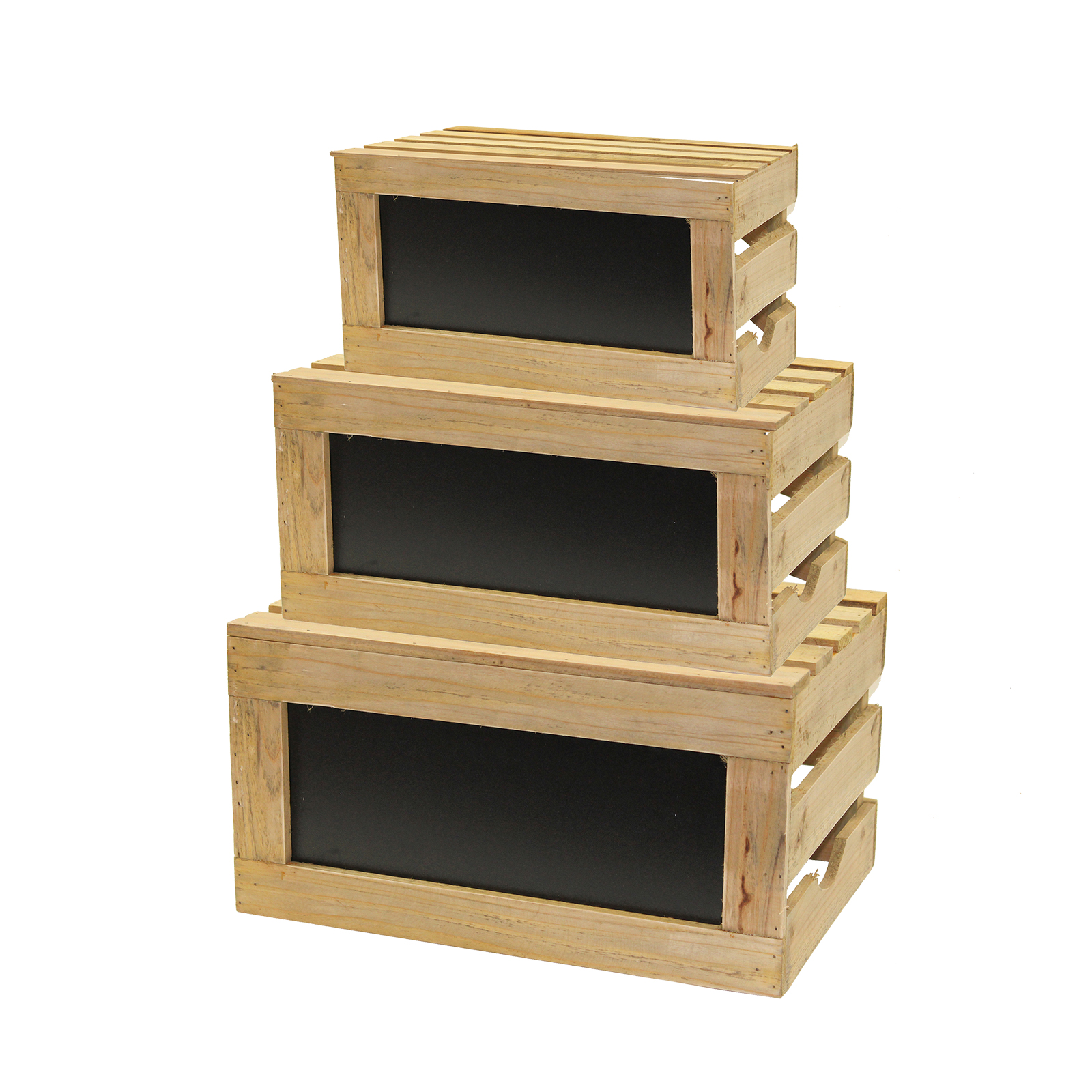 TableCraft Products RCBCRATE1 display riser, set