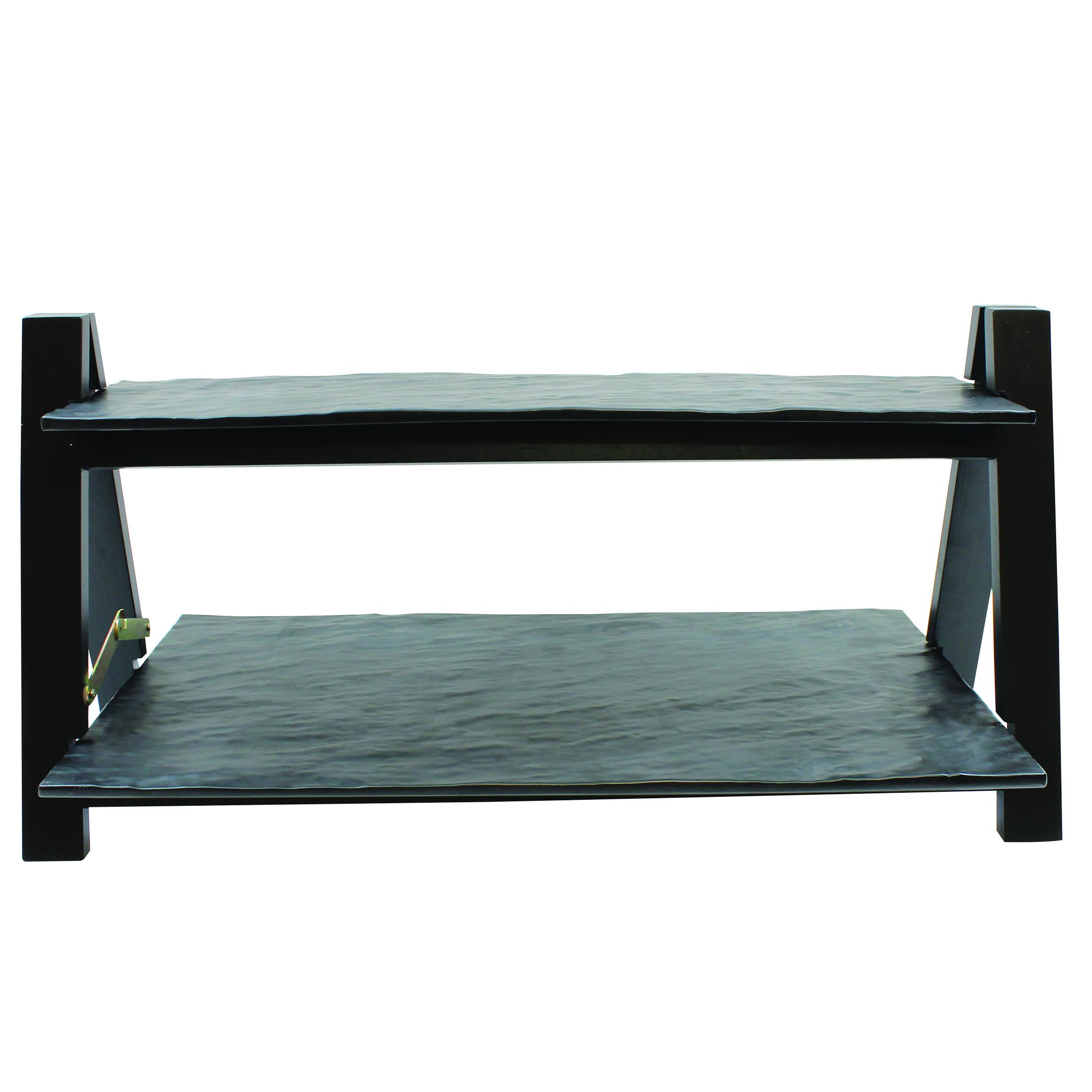 TableCraft Products RMG1KITBK display riser, individual