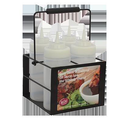 TableCraft Products SBC4 condiment caddy, countertop organizer
