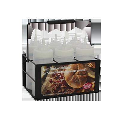 TableCraft Products SBC6 condiment caddy, countertop organizer