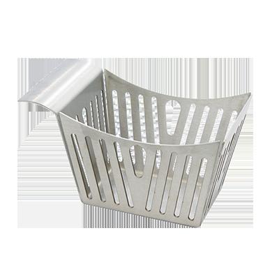 TableCraft Products SPB basket, tabletop, metal