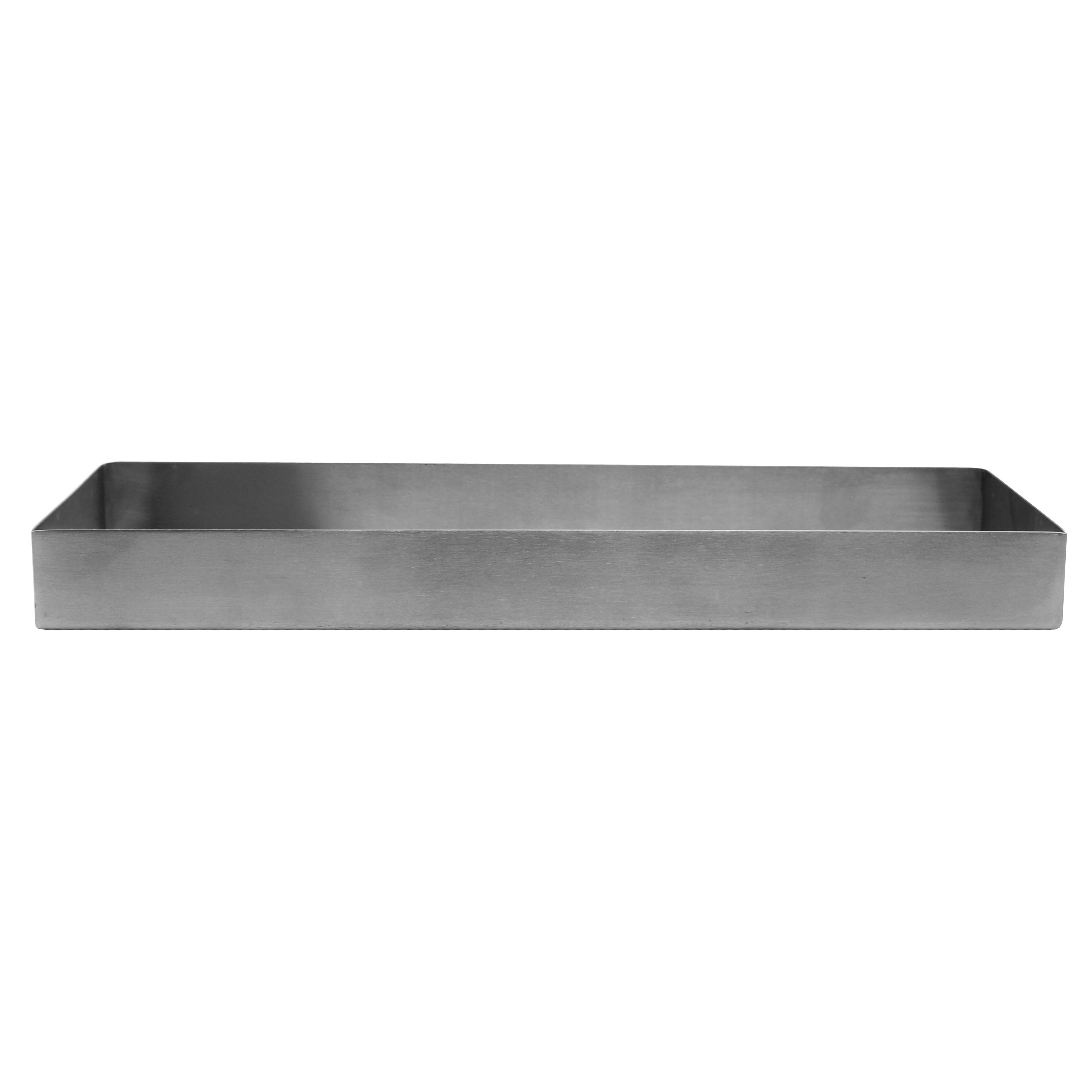 TableCraft Products SS4007 bowl, metal,  1 - 2 qt (32 - 95 oz)
