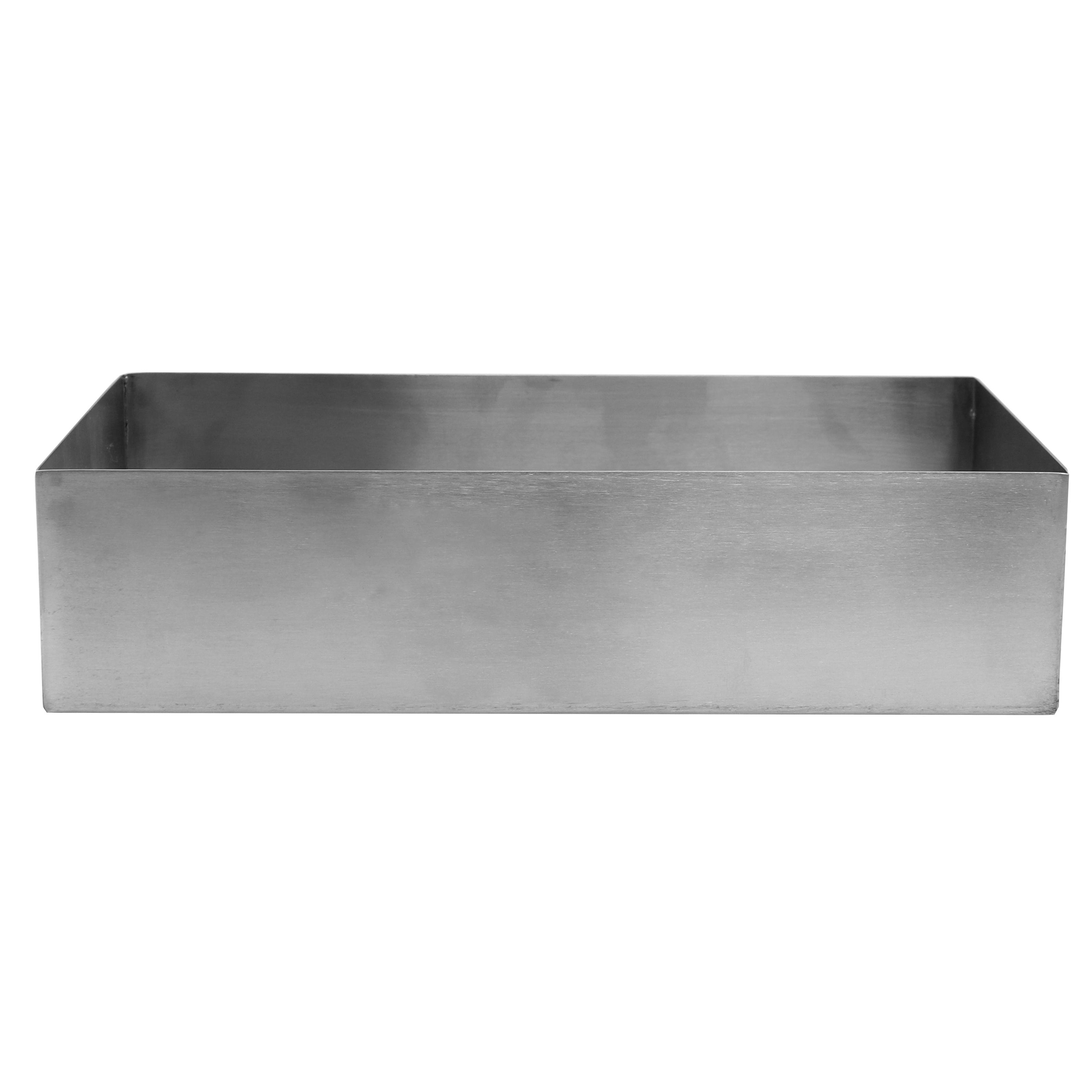 TableCraft Products SS4027 bowl, metal,  3 - 4 qt (96 - 159 oz)